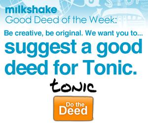 tonic good deed box week 5