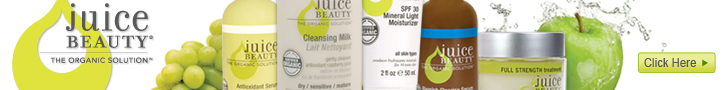 Juice beauty banner