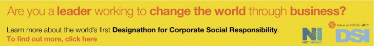 Design For Social innovation banner