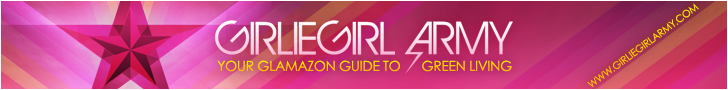 Girly Girl army banner