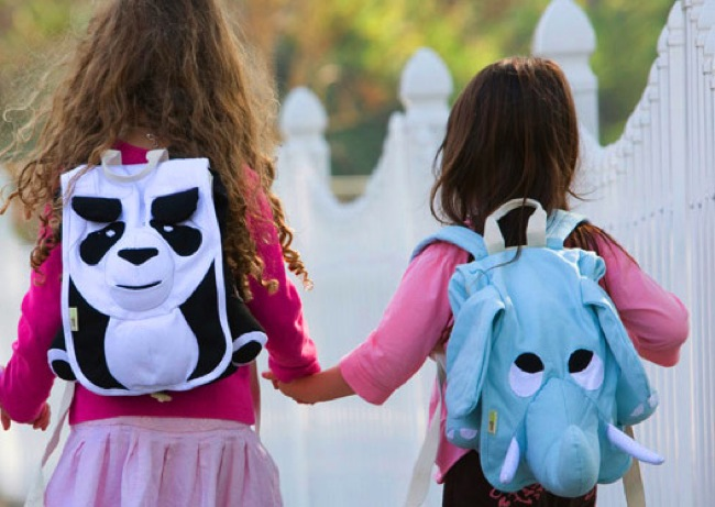 Back to School: 4 Eco-Friendly Backpacks