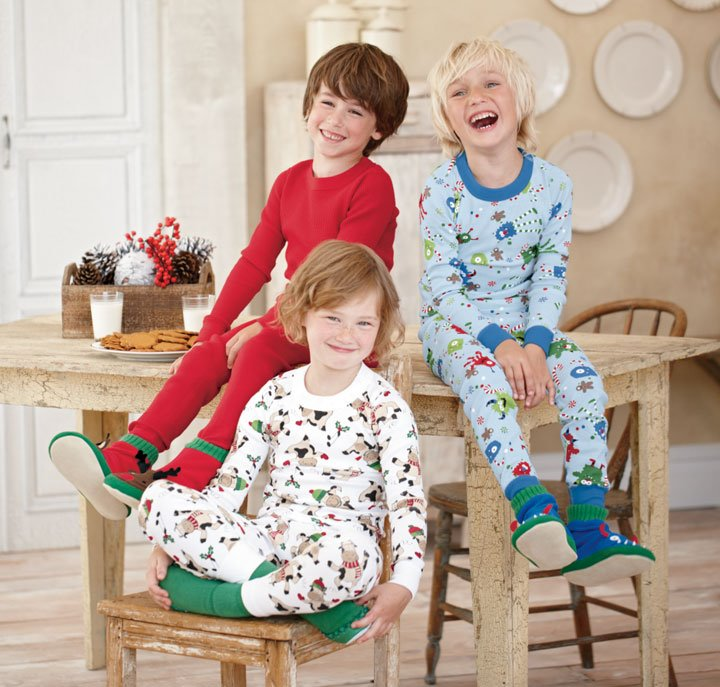Perfect PJs For Under The Tree