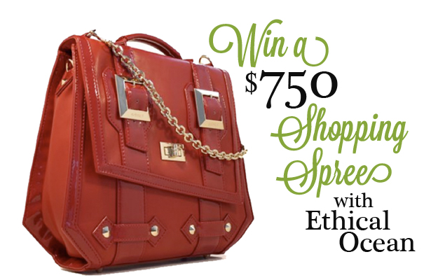 Moms & Dads: Win a $750 Shopping Spree at Ethical Ocean!