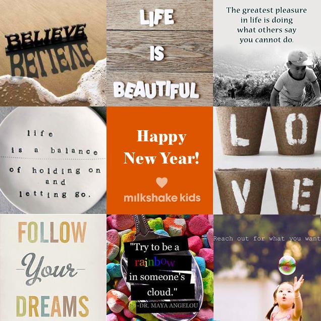 13 Sweet & Simple Resolutions