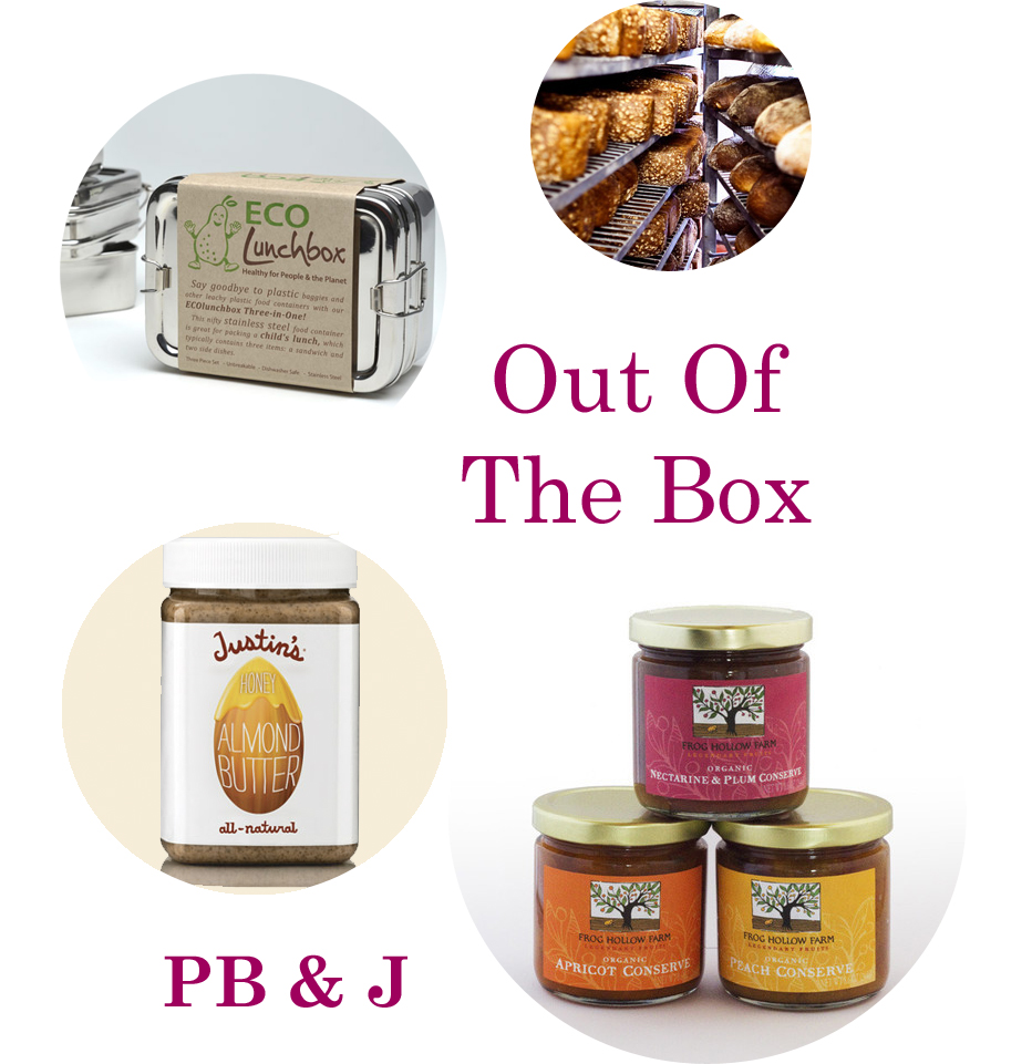 Out Of The Box: Build A Better PB&J