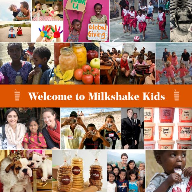 Welcome To Milkshake Kids