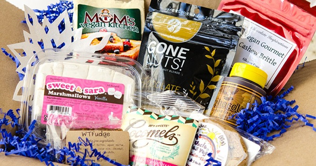 Simply Snackstastic: Cruelty-Free Care Packages