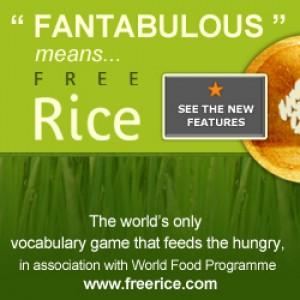 Free Rice Box