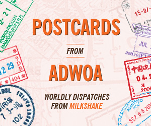 Postcards from Adwoa 300x250