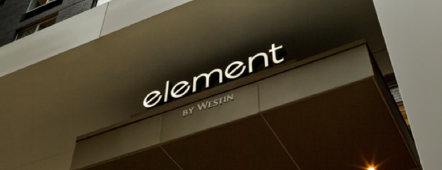 Going Green with Element Hotels