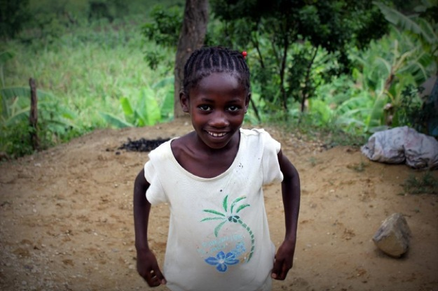 Carrying Hope: One Bag, One Child, One Year