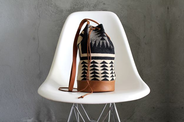 The Big-Hearted Bucket Bag