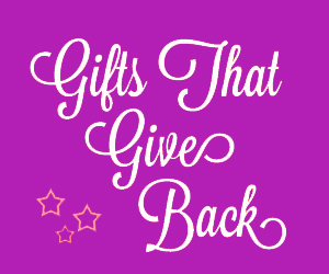 Gifts That Give Back 300x250