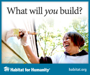 Habitat For Humanity Ad