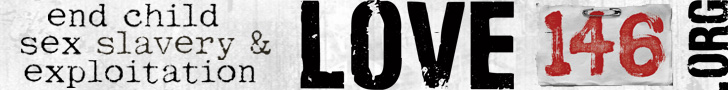 Love146 banner