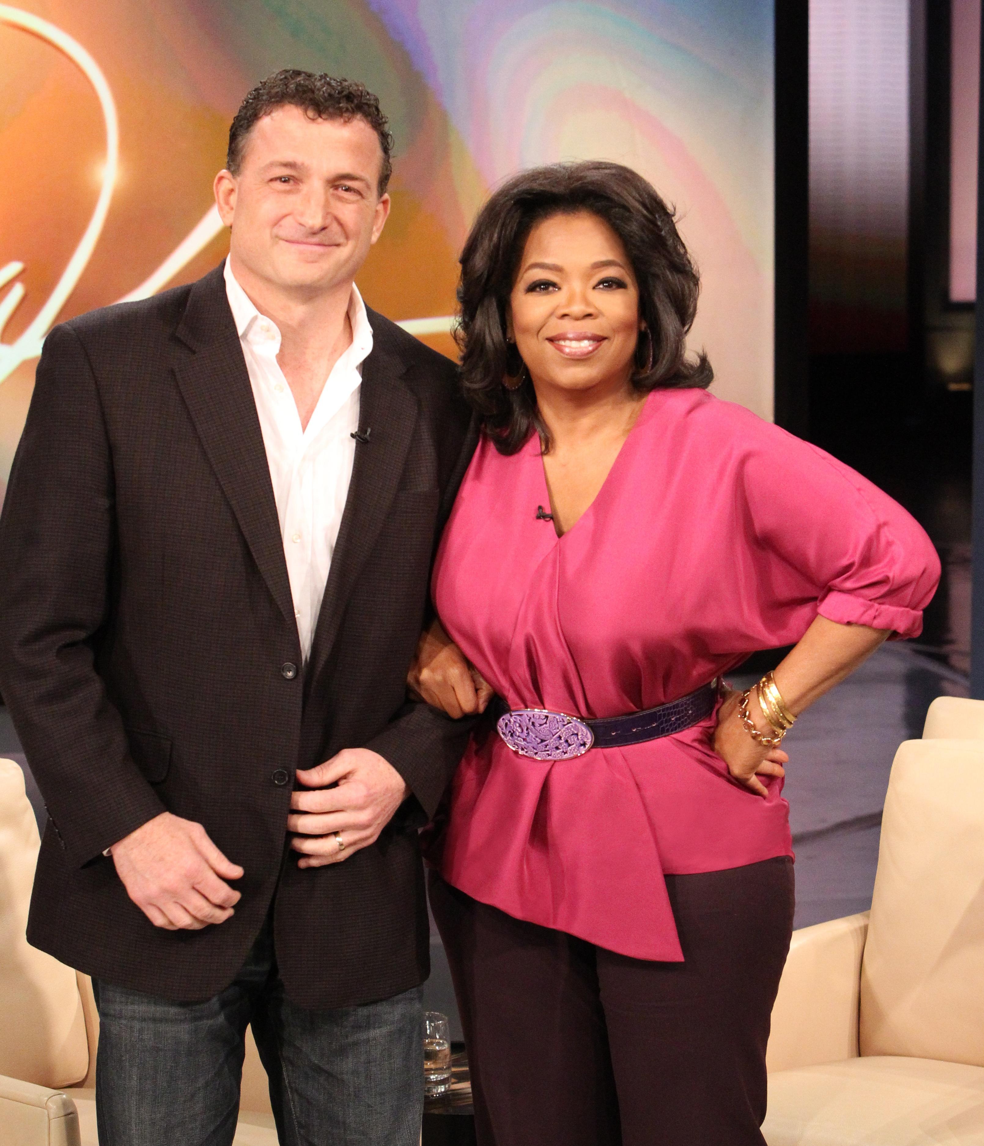 Oprah Winner Gives Back Big