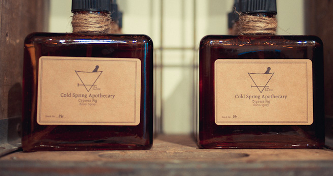 Product Crush: Cold Spring Apothecary
