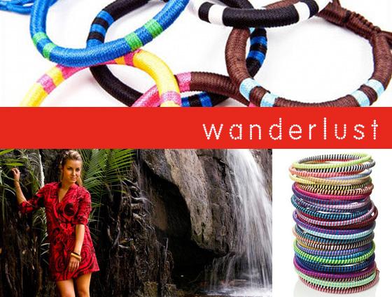 It's a Wanderlust World