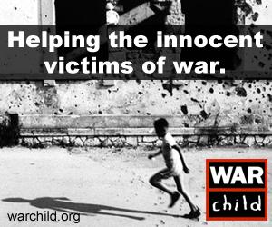 War Child box