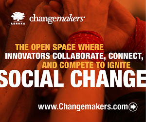 Changemakers.com ad