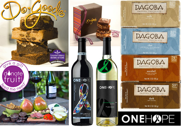 Gourmet Give Back Gift Guide