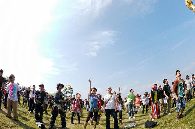 Sounds Good: Greener Music Festivals
