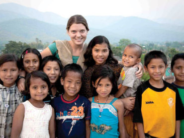 A Day in the Life of Maggie Doyne
