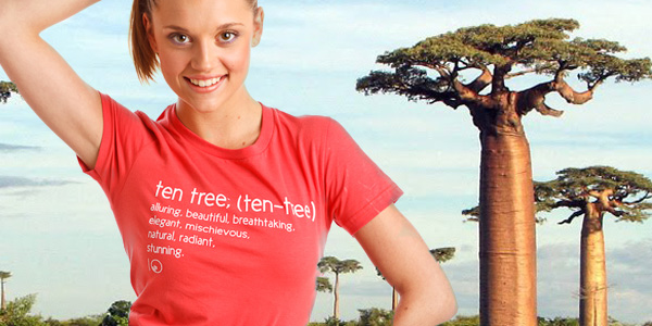 This Shirt Planted 10 Trees… What's Yours Done?