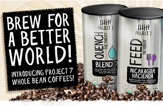 Be The Change - Drink Your Coffee