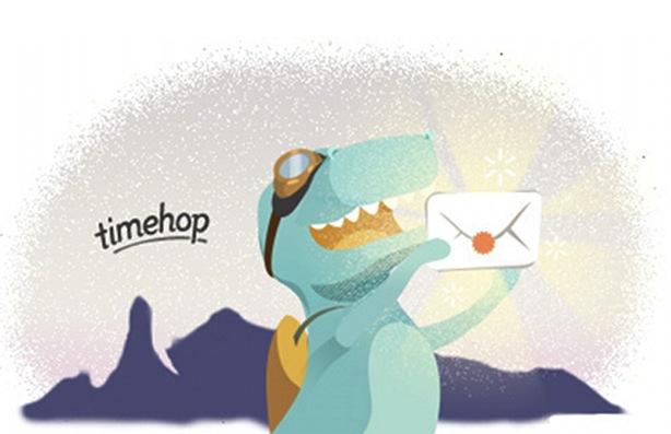 Take A Trip Down Memory Lane With Timehop