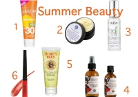 Sunkissed Summer: Six Beauty Essentials