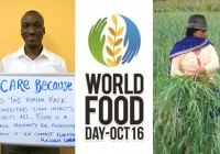 It's World Food Day!